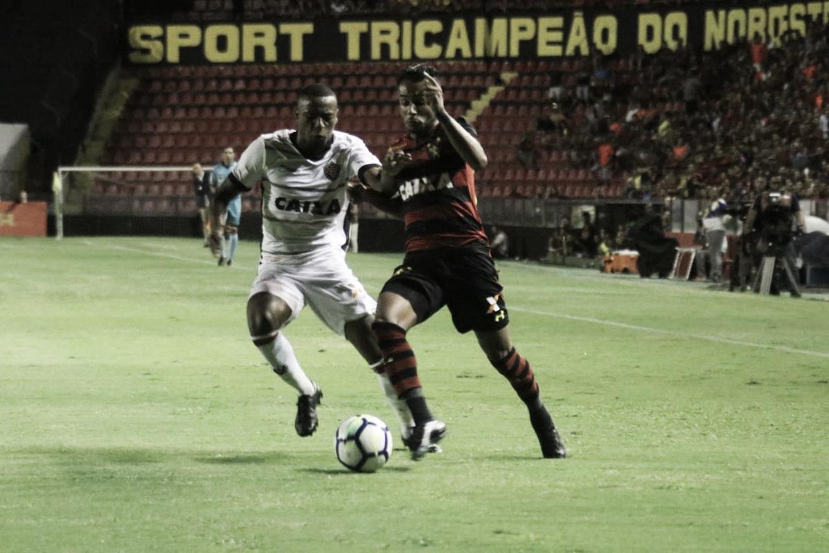 No jogo dos desesperados, Sport e Vitória apenas empatam sem gols