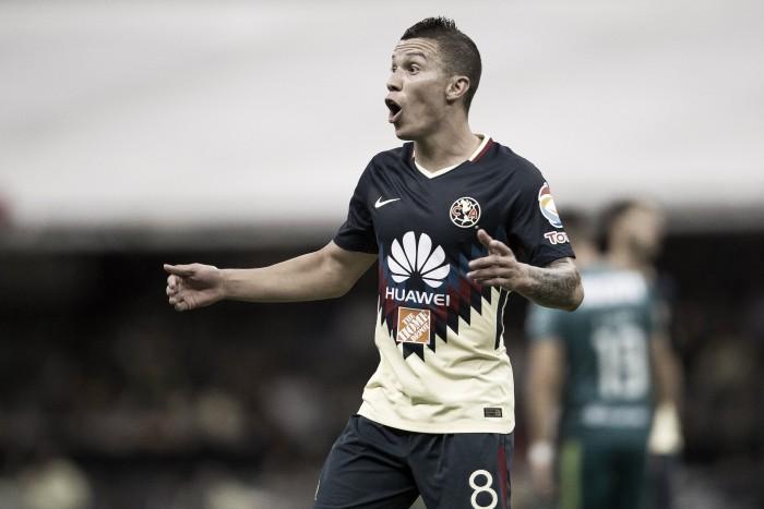 Mateus Uribe motivado por posible debut en Liga