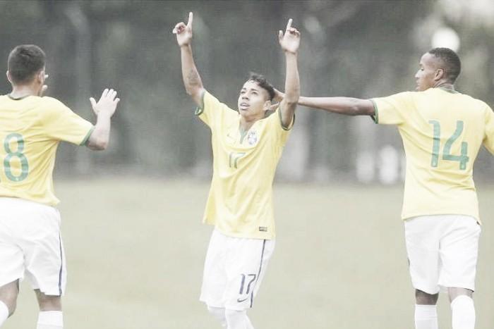 """De volta ao América-MG, Matheusinho avalia passagem pela Seleção: """"Ganhei maturidade"""""""