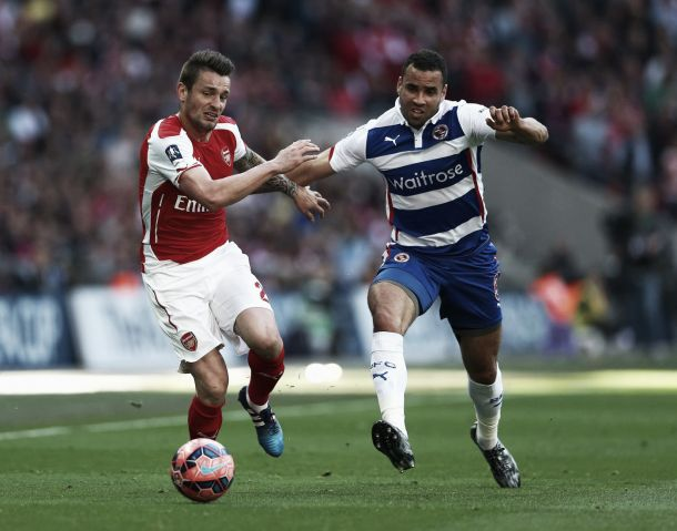 Mathieu Debuchy likens FA Cup to Coupe de France ahead of Saturday's final