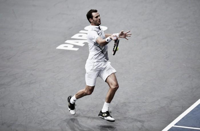 Mathieu se despide del tenis tras 25 años