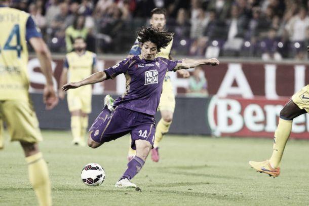 La Fiorentina chiude col sorriso, Chievo al tappeto
