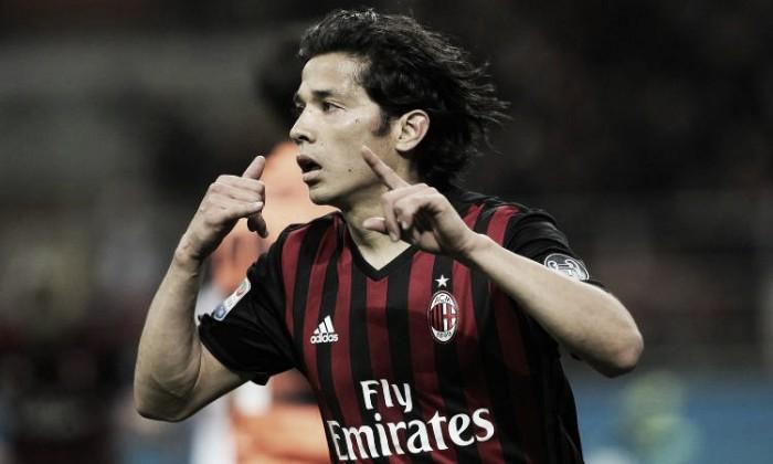Serie A - Mati Fernandez regala una vittoria fondamentale al Milan contro il Genoa