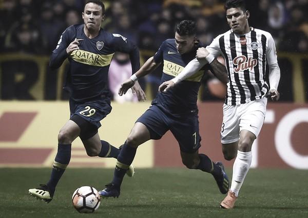 Boca lidera el historial frente el equipo paraguayo