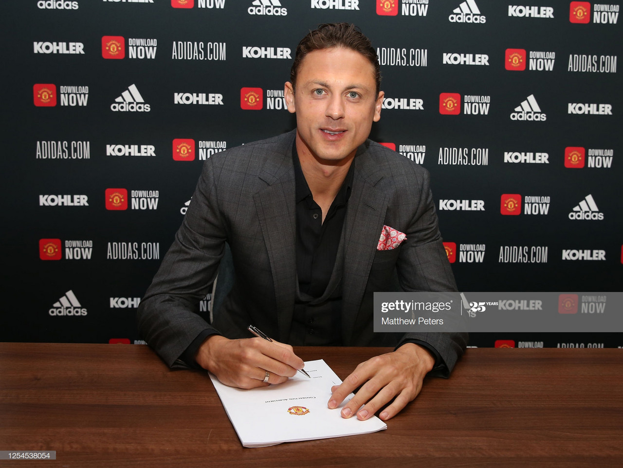 Why have Manchester United offered Nemanja Matic such a long contract?