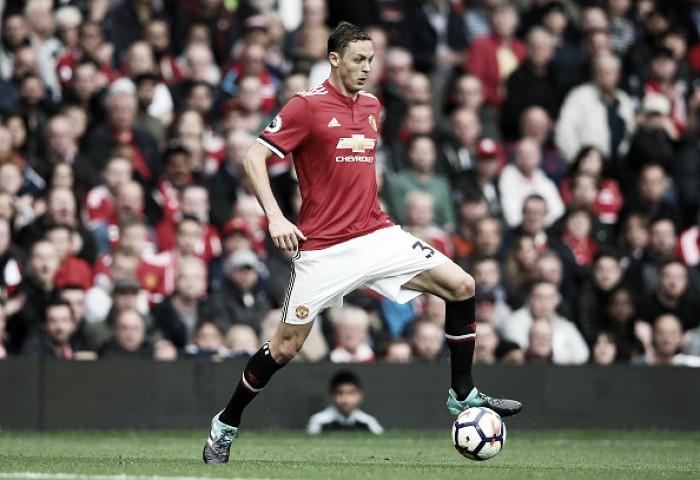 Mesmo sem fazer pré-temporada no United, Matic diz que tendência é evoluir