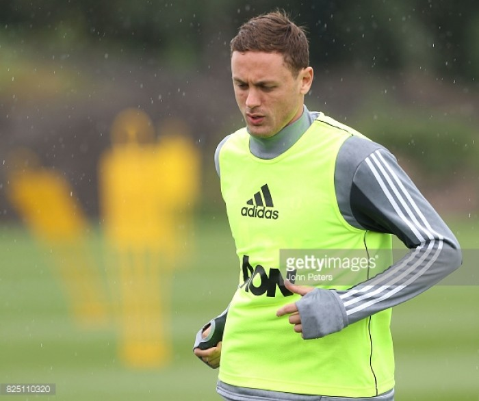 """I'm happy to make my debut"", says Matić after first 45 minutes in a Man Utd shirt"