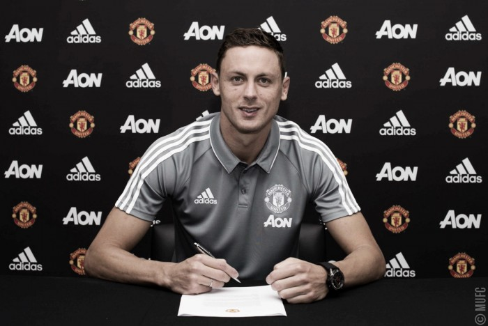 Ufficiale, Nemanja Matic è del Manchester United