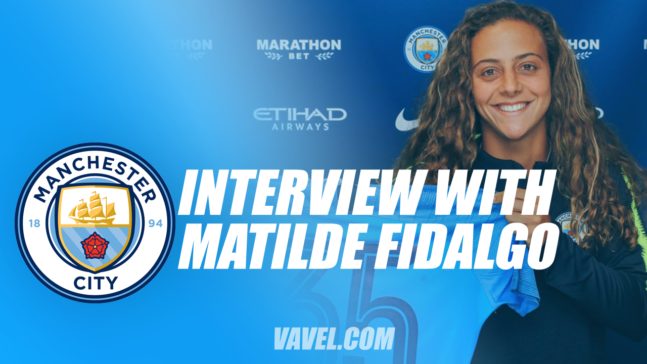 "Matilde Fidalgo: ""I felt I had to compete more, I wanted to take football more seriously."""