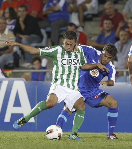 El Real Betis ya está en Alemania sin Matilla