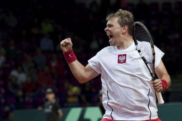 Marcin Matkowski Excited For Poland's World Group Debut