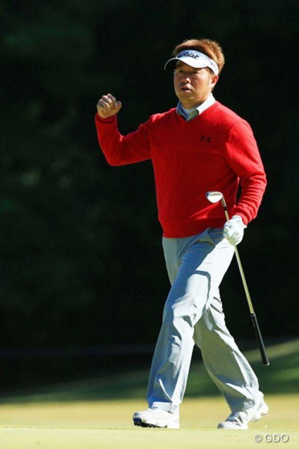 Michio Matsumura Wins Bridgestone Open