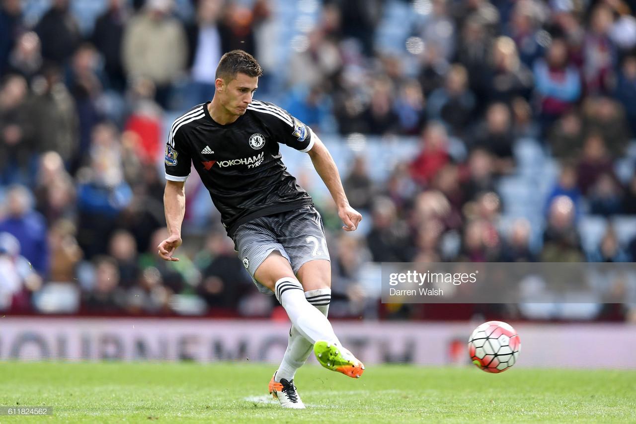 Chelsea's Matt Miazga joins Reading on season-long loan
