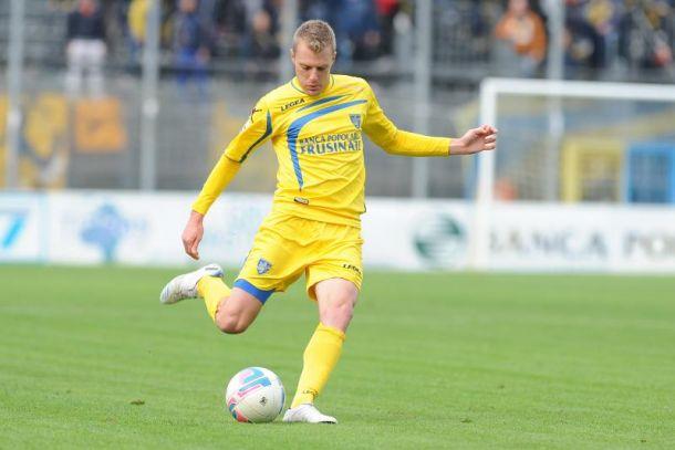 """Frosinone, Ciofani: """"Se non battiamo l'Empoli, il pareggio di Torino sarà inutile"""""""