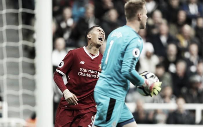 Em reencontro com Rafa Benítez, Liverpool apenas empata com Newcastle