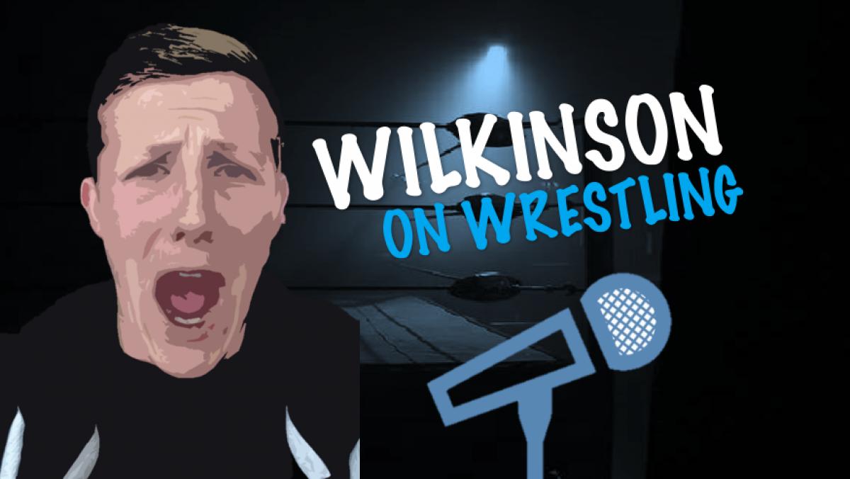 "Matthew Wilkinson: ""Professional Wrestling storytelling trumps MMA"""