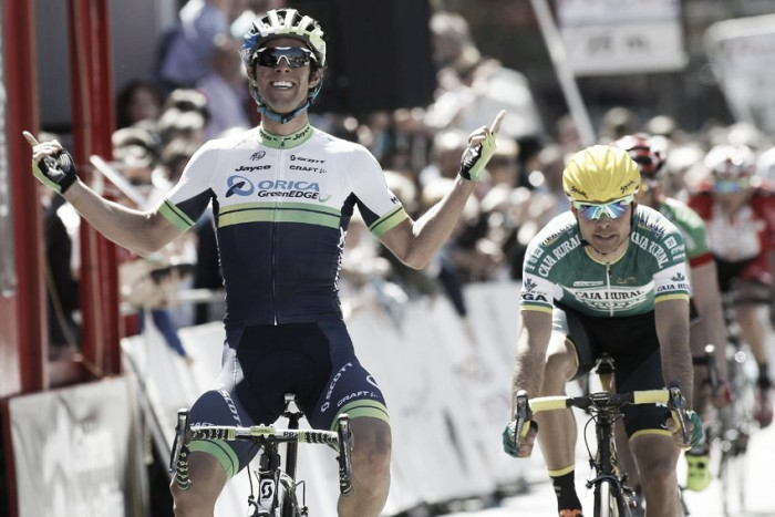 Orica-GreenEdge's team director disappointed with Amstel Gold race performance