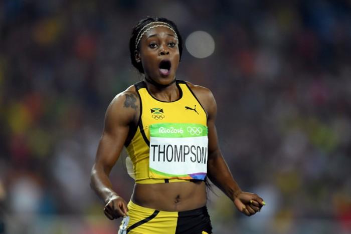 La velocidad encuentra otra soberana: Elaine Thompson