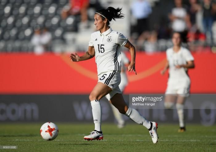 Euro 2017: Sara Doorsoun hails experience of first tournament