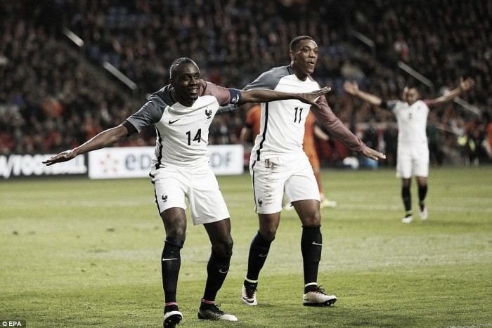 Netherlands 2-3 France: Visitors steal a victory in a match that would have made Cruyff proud