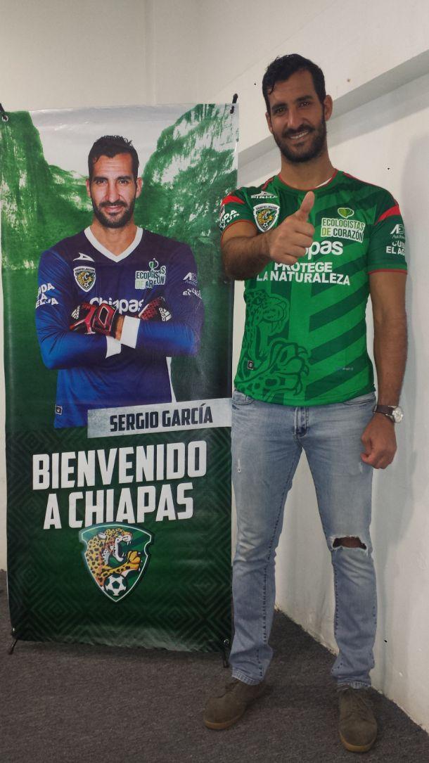 El 'Matute' García está convencido que Chiapas hará un gran torneo
