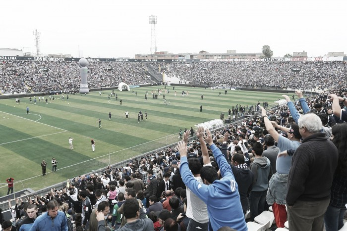 """Estadio Alejandro Villanueva """"Matute"""": La casa del ruido 'blanquiazul'"""
