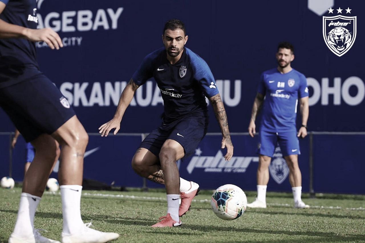 Maurício destaca treinos intensos no Johor para buscar classificação na Champions Asiática