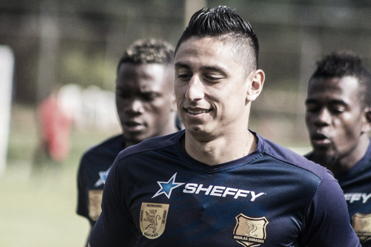"""""""Es muy lindo volver a jugar en Tunja"""":Mauricio Gómez"""