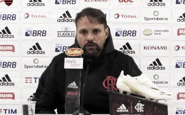 Maurício valoriza sequência do Flamengo e revela 'influência' de Ceni nas substituições
