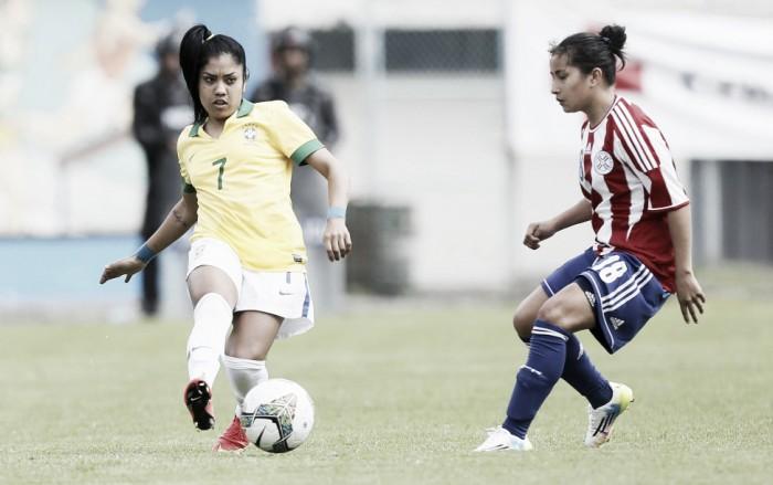 Maurine, Bruna e Rilany são convocadas para amistoso da Seleção Feminina