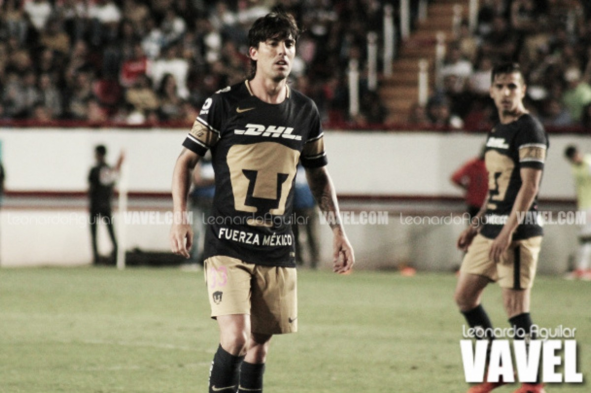 Mauro Formica anuncia su salida de los Pumas