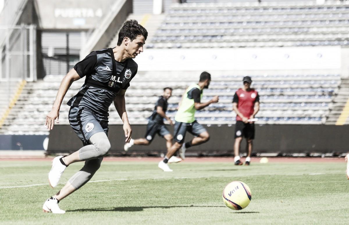 "Mauro Lainez: ""Nos jugamos muchas cosas"""