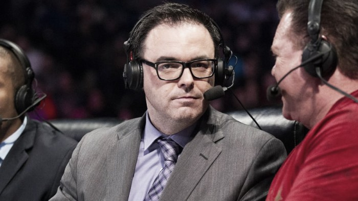 Mauro Ranallo Returning to WWE - Will Work NXT