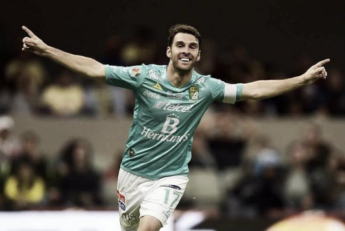 Boselli ya es el sexto goleador histórico del León