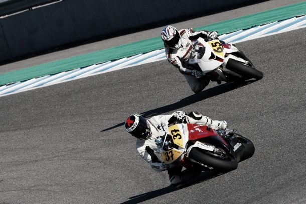 Mauro González correrá en Cheste con el EasyRace Superbike Team