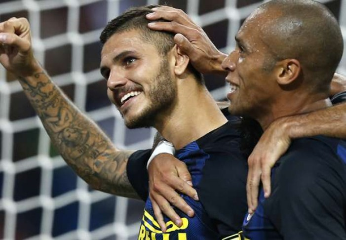Inter, Icardi nel post partita