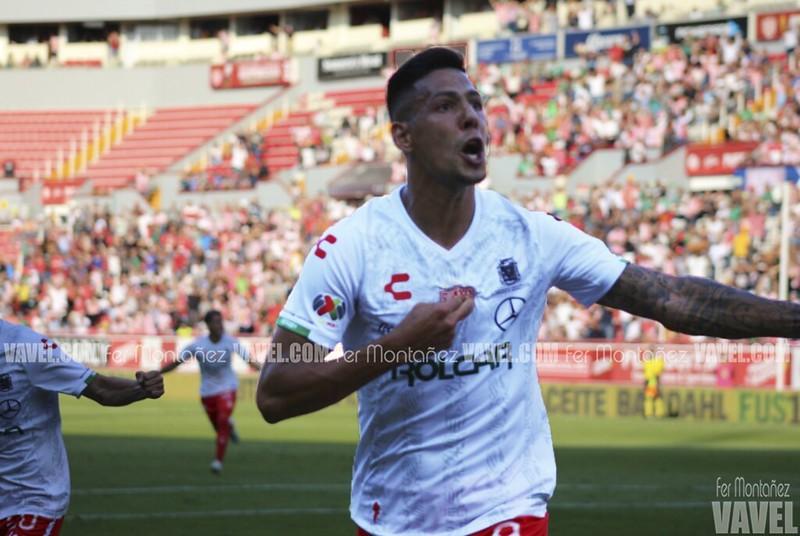 Mauro Quiroga, el comandante gol