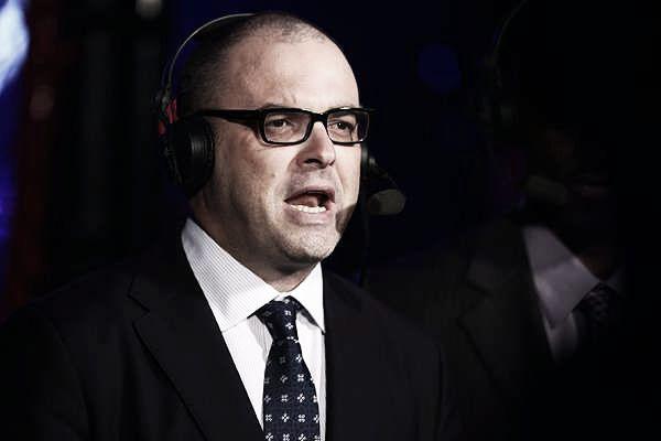 "Ranallo camino a MMA: ""Espero que sea Bellator"""