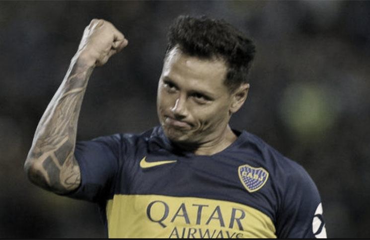 Mauro Zárate arregló su contrato con Boca