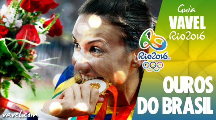 Ouro Olímpico: relembre a conquista de Maurren Maggi em Pequim 2008