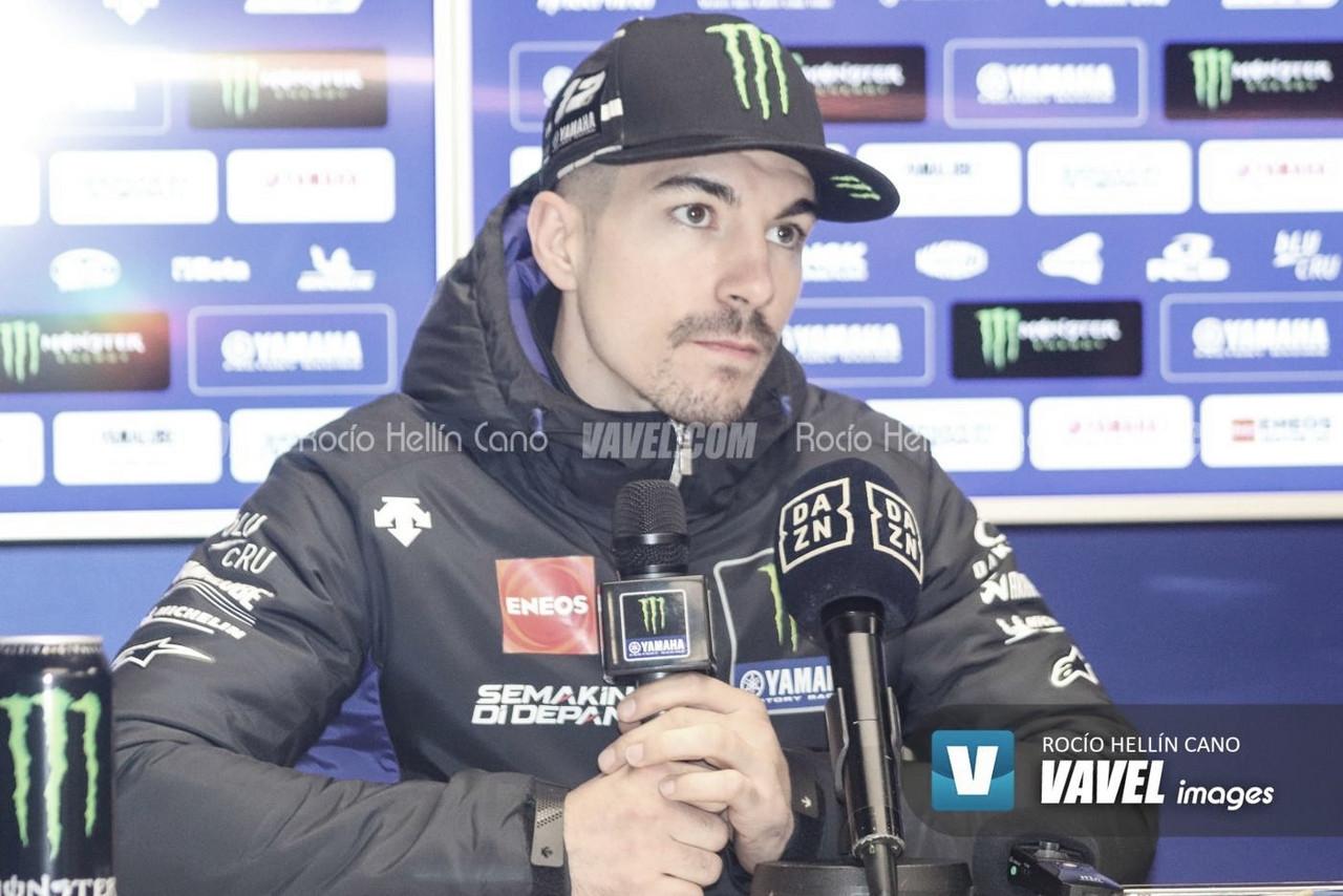 """Viñales: """"No veo a Rossi y Fabio como un peligro, sino como motivación"""""""