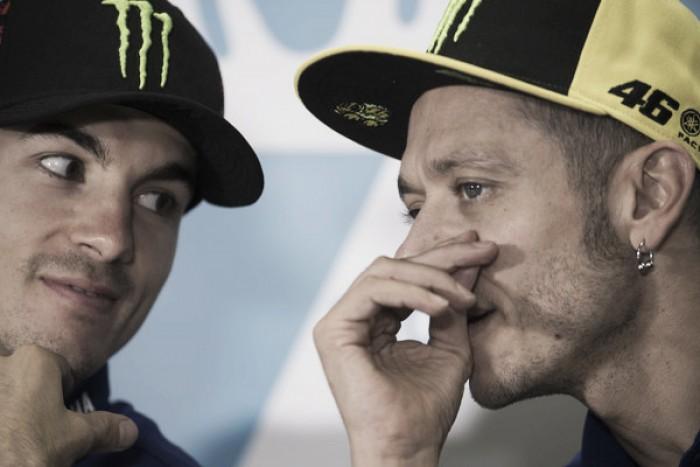 Problemas para los de Movistar MotoGP Yamaha en los entrenamientos libres