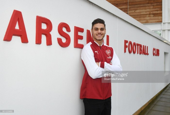 Arsenal Close To Completing Transfer Of Konstantinos Mavropanos From PAS Giannina
