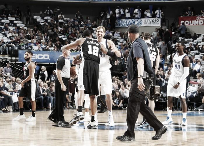 Un Manu inspirado guió a los Spurs