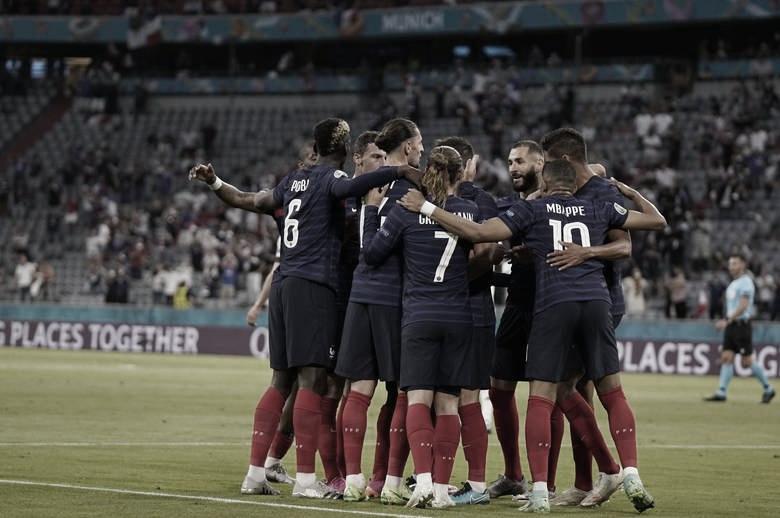 Em jogo parelho, França supera Alemanha na estreia da Eurocopa