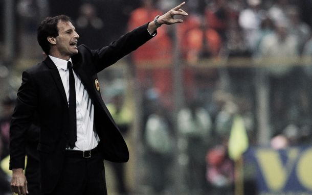 Allegri signs two year deal at Juventus