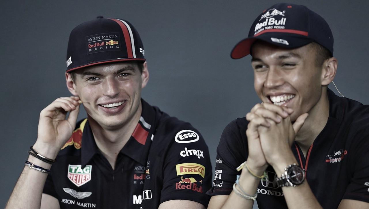 Com bons números na Toro Rosso, Albon substitui Gasly na Red Bull