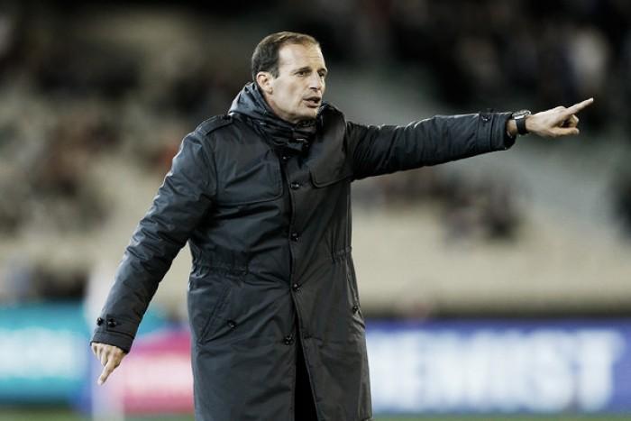 Allegri exalta chegada de Higuaín e vê Juventus 'muito competitiva' com novos reforços