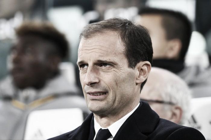 """Allegri minimiza vitória da Juventus sobre Pescara e exalta Hernanes: """"Fez um grande jogo"""""""