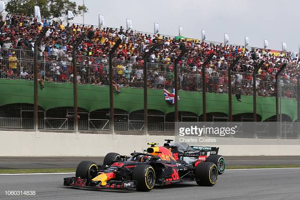 F1: Brazilian Grand Prix 2019 Preview